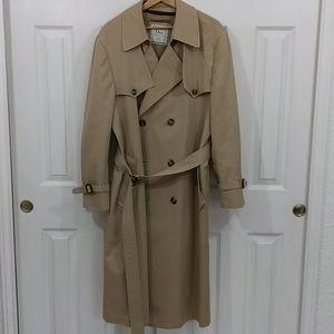 Men's Dior le Connasisseur trench coat size 44R